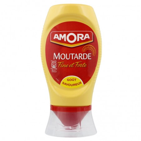 Moutardier Souple 265g AMORA