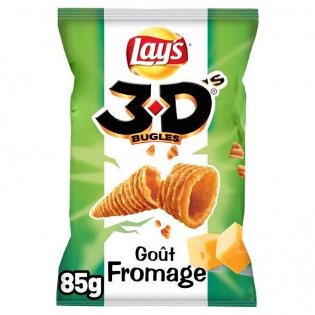3D's Soufflés goût fromage 85g BENENUTS