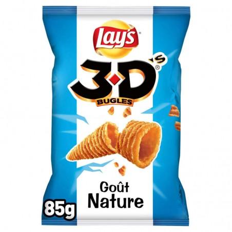 Soufflés goût nature 85g BENENUTS