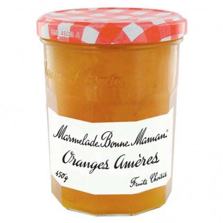 Confiture Orange Amère 450g BONNE MAMAN