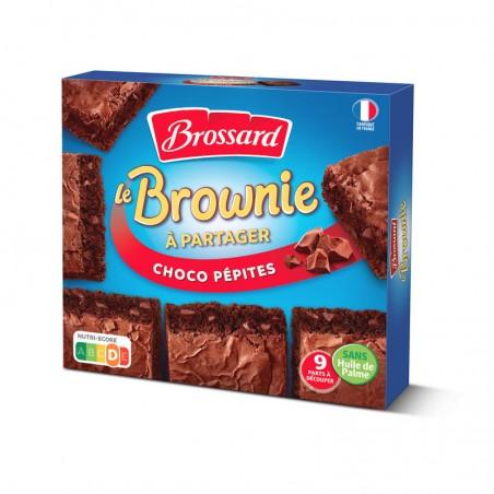 Brownie Chocolat Pépites 285g BROSSARD