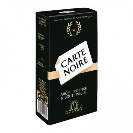 Café moulu 250g CARTE NOIRE