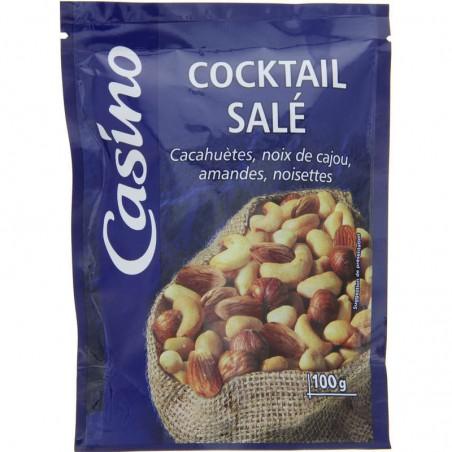 Cocktail salé Cacahuètes