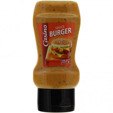 Sauce Burger 257g CASINO