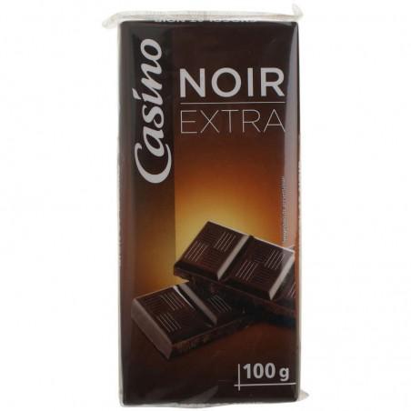 Chocolat Noir 3x100g CASINO