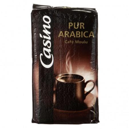 Café moulu Pur Arabica Classique 250g CASINO