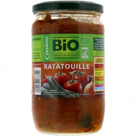 Ratatouille Bio 72cl CASINO BIO