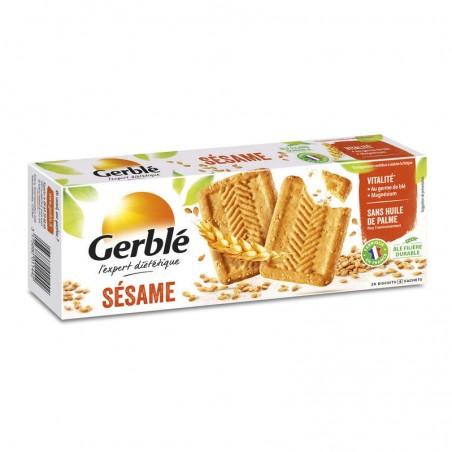 Biscuit sésame 230g GERBLE