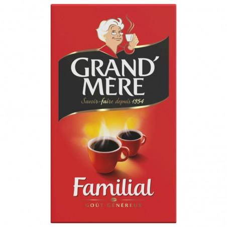 Café Familial Moulu 250g GRAND MERE
