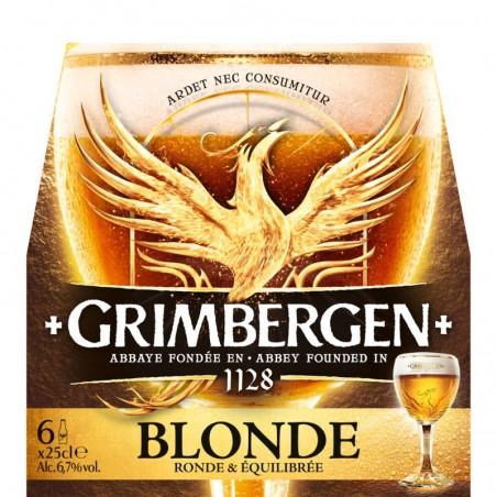 Bière blonde 6