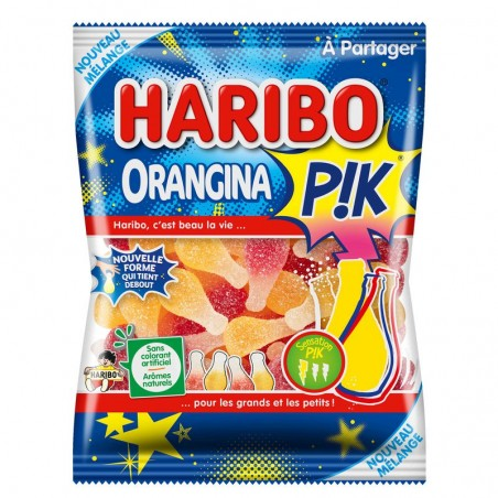 Orangina Pik 250g HARIBO