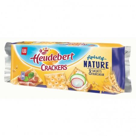 Crackers nature x8 HEUDEBERT