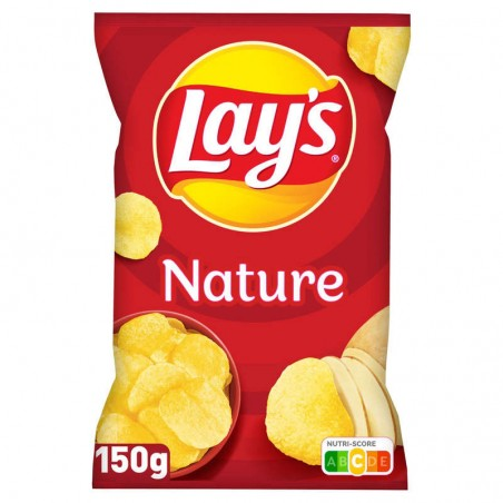 Chips Nature 150g LAY'S