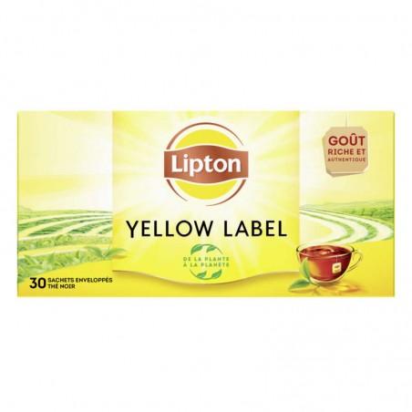 Thé Yellow 30 sachets 60g LIPTON