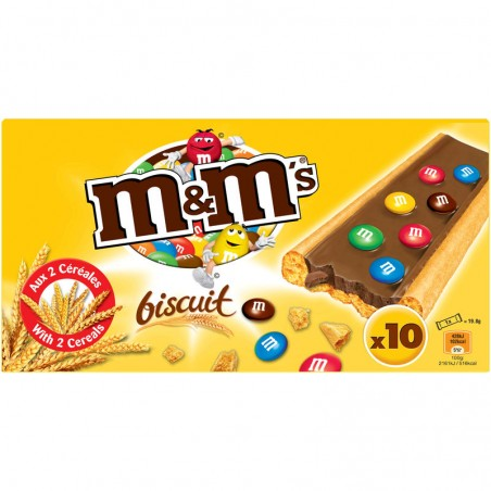 Biscuit x10 M&M'S