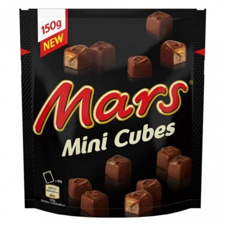 Mini Cubes 150g MARS
