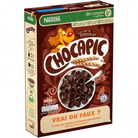 Chocapic - Céréales - Chocolat 430g NESTLE