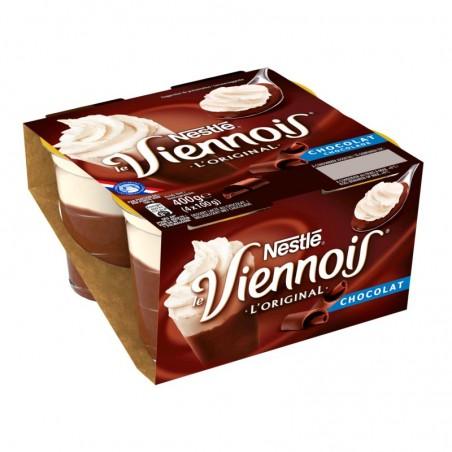 Le Viennois Chocolat 4x100g NESTLE