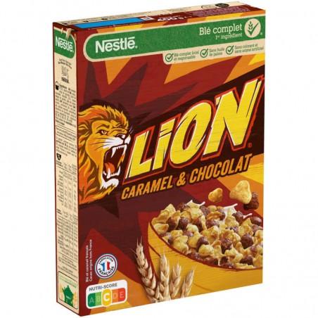 Céréales Lion 400g NESTLE