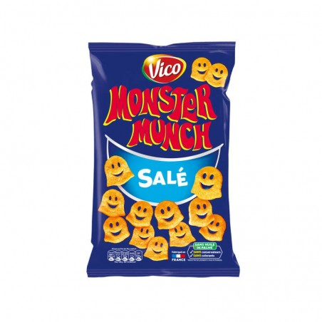 Monster Munch salé 85g VICO