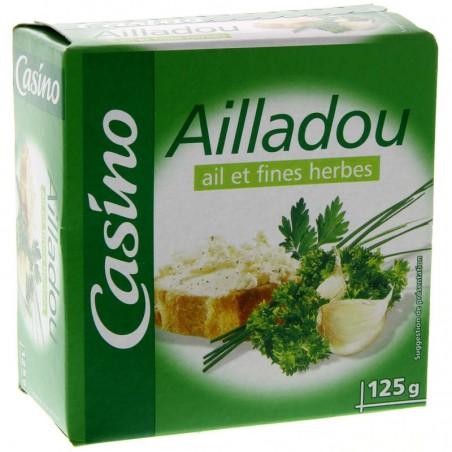 CASINO Ailladou Ail et fines herbes 125g
