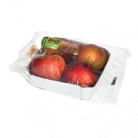 CASINO BIO Pomme Bicolore - FRANCE Cat1 4 fruits