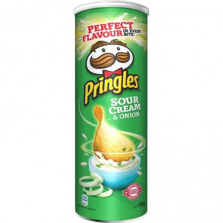 PRINGLES Sour Cream Onion 175g