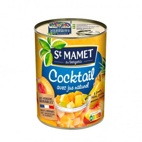 SAINT MAMET Cocktail de fruits 250g