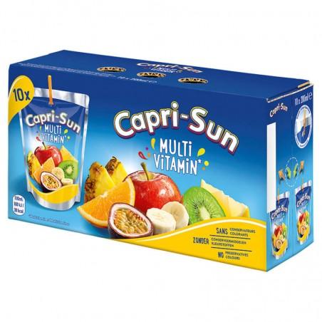CAPRI SUN Multivitamines 10x20cl