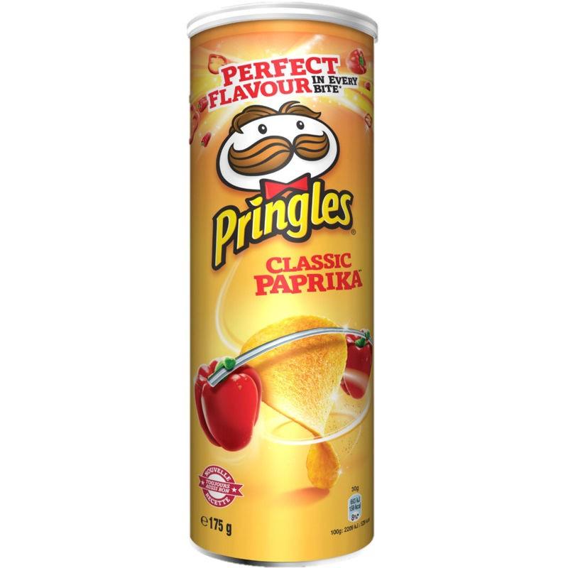 PRINGLES Sweet Paprika 175g