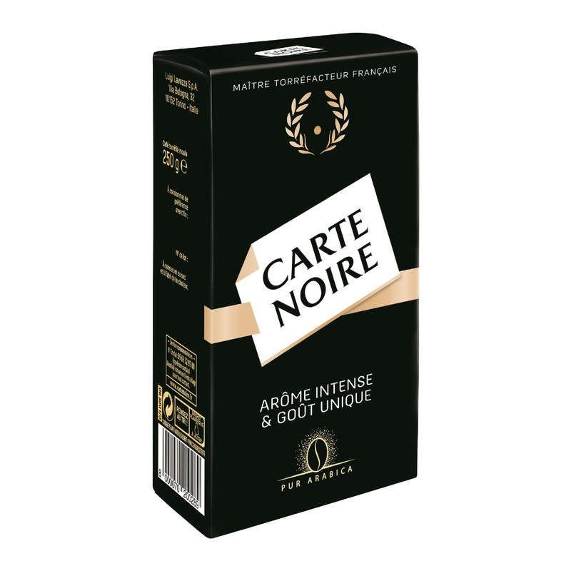 CARTE NOIRE Café moulu 250g