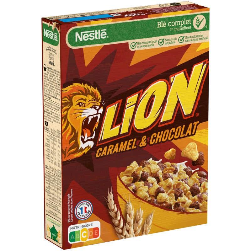NESTLE Céréales Lion 400g
