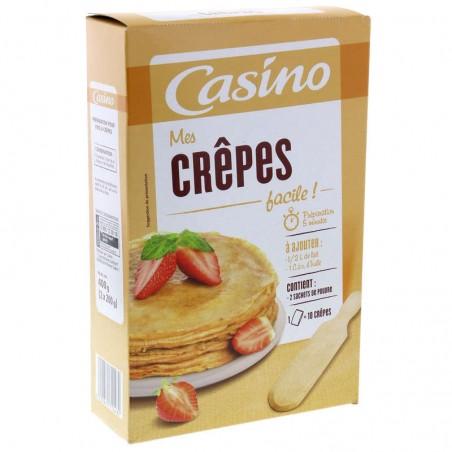 CASINO Mes crêpes facile 400g