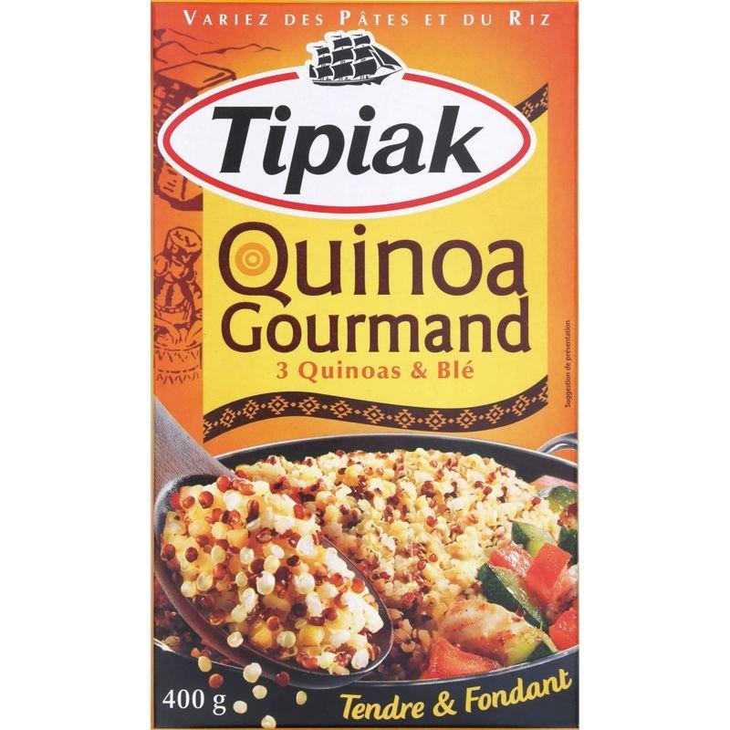 TIPIAK Quinoa gourmand 400g
