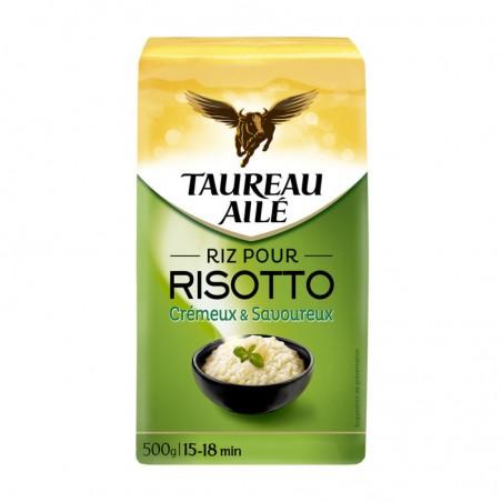 TAUREAU AILE Riz arborio pour risotto 500g