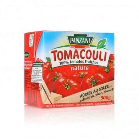 PANZANI Purée de tomates fraîches 500g