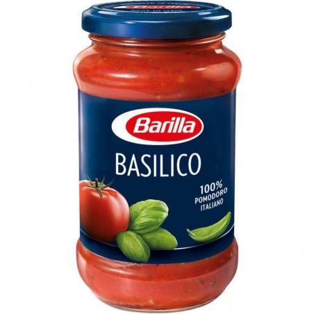 BARILLA Sauce au basilic 400g