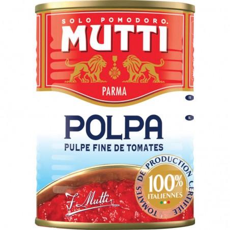 MUTTI Concassée fine de tomates 400g