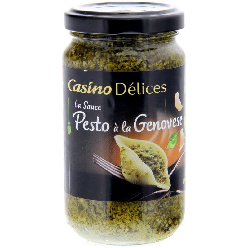 CASINO DÉLICES Pesto alla Genovese 190g