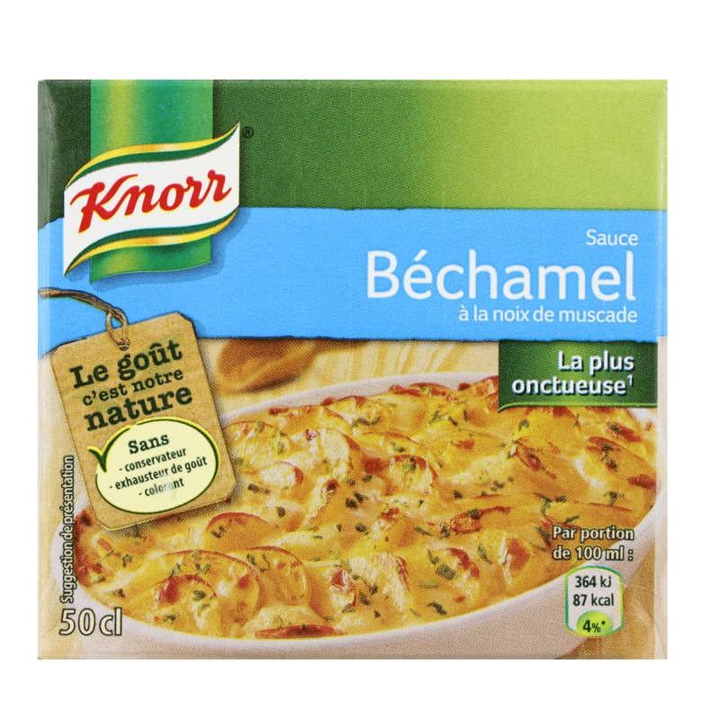 KNORR Sauce béchamel prête à l'emploi 50cl