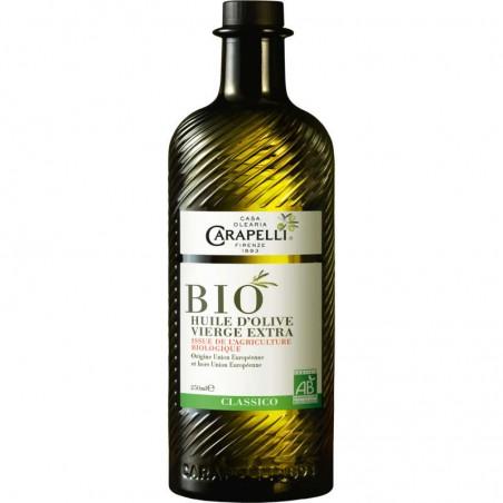 CARAPELLI Huile d'olive Bio 25cl