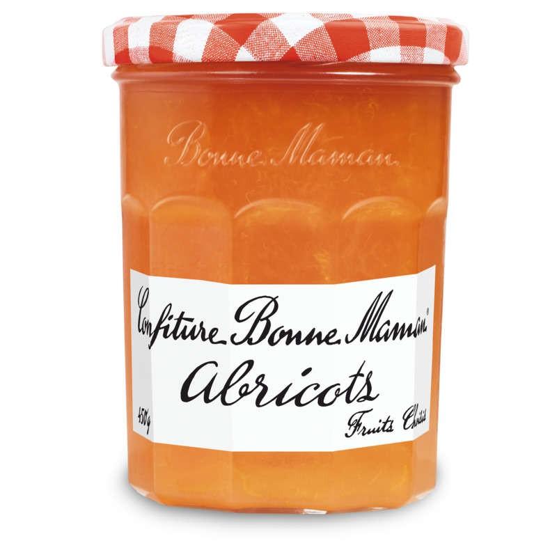 BONNE MAMAN Confiture d'Abricot 450g