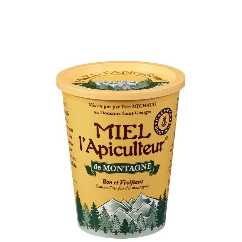 B.MICHAUD Miel de montagne ''L'apiculteur'' 500g