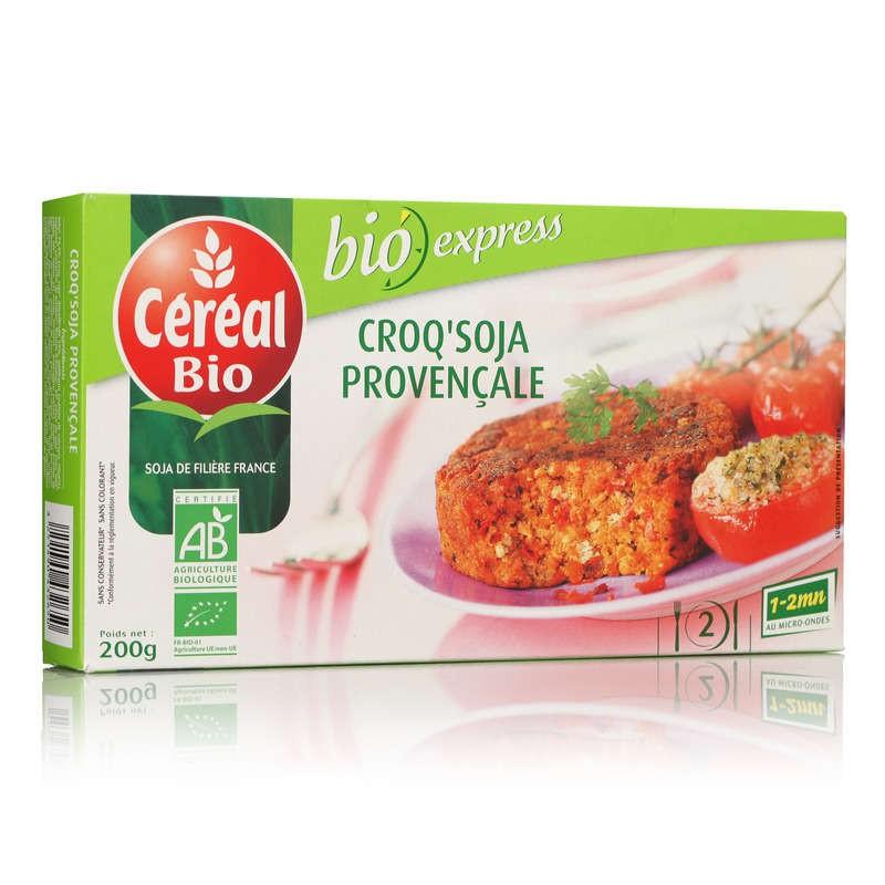 CEREAL BIO Croq'soja - Provençale - Bio 200g