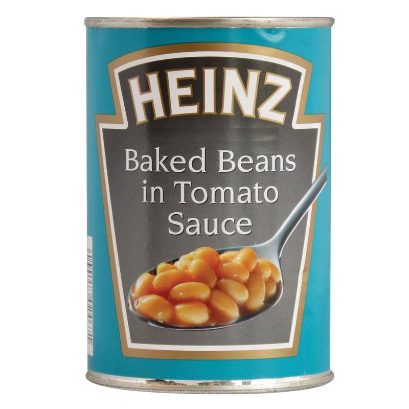 HEINZ Baked Beans Tomato Sauce 415g