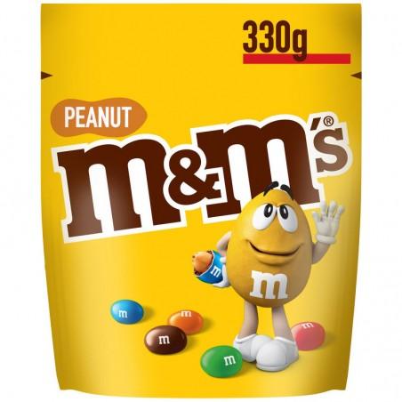 M&M'S Peanut - Pochon 330g