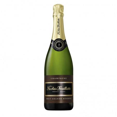 NICOLAS FEUILLATE Champagne Brut Grande Réserve 12° 75cl