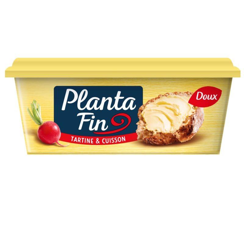 PLANTAFIN Tartine et cuisson Doux 250g