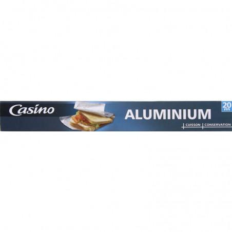 CASINO Aluminium 20m