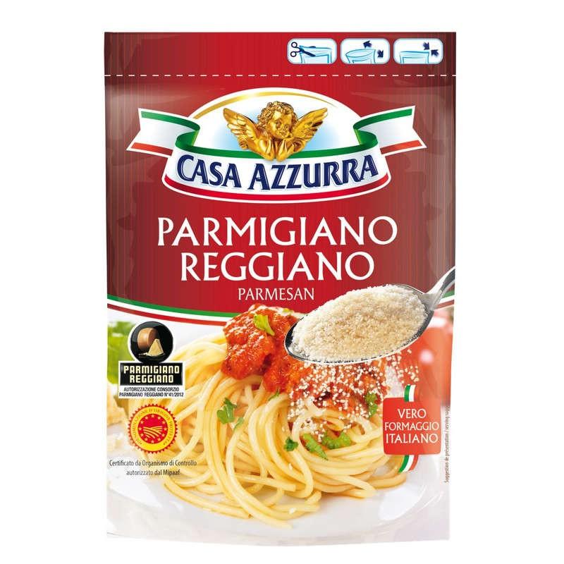 CASA AZZURRA Parmigiano Reggiano 28% Mg 70g